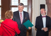 Verleihung des Kurt-Schwabe-Preises an Wolfgang Triller