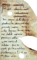 Vaterunser (um 790), Abrogans-Handschrift der Stiftsbibliothek St. Gallen