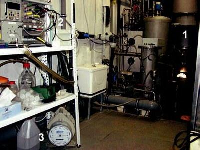 Beiträge zur Umweltforschung mittels radiometrisch-geochemischer Methoden (Seismik des Vogtlandes)