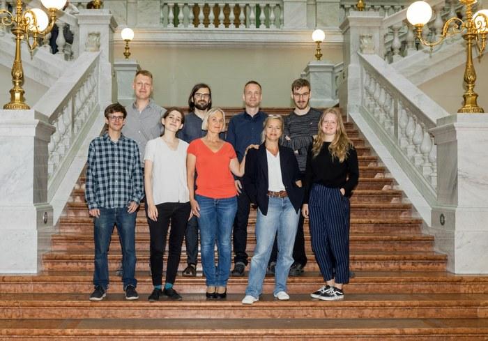 Bibliotheca Arabica – Team