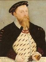 Kurfürst Moritz von Sachsen (1521–1553)