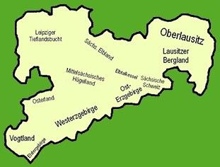 Sachsens Landschaften