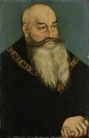 Herzog Georg von Sachsen, Porträt von Lucas Cranach dem Älteren, zwischen 1534 und 1539