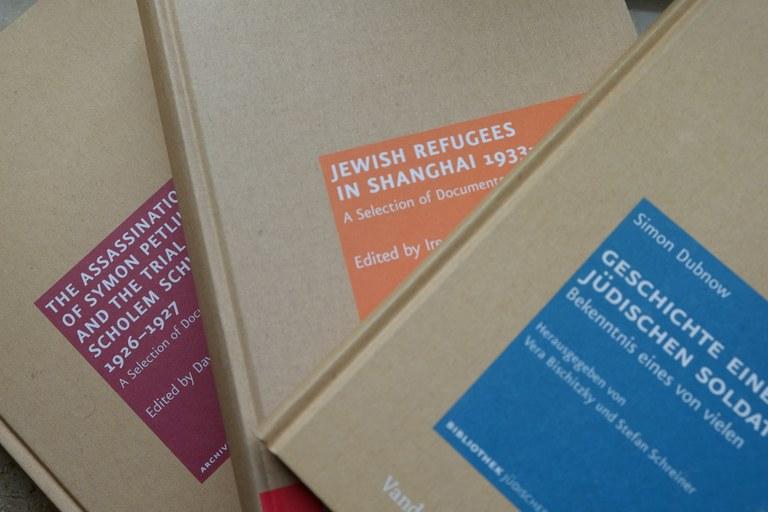 Archiv und Bibliothek jüdischer Geschichte und Kultur