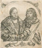 Lucas Cranach, Doppelporträt von Kurfürst Friedrich und Herzog Johann. Quelle: http://daten.digitale-sammlungen.de/bsb00012487/image_5