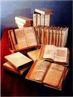 Sammlung der originalen Gottsched-Korrespondenz in der Universitätsbibliothek Leipzig